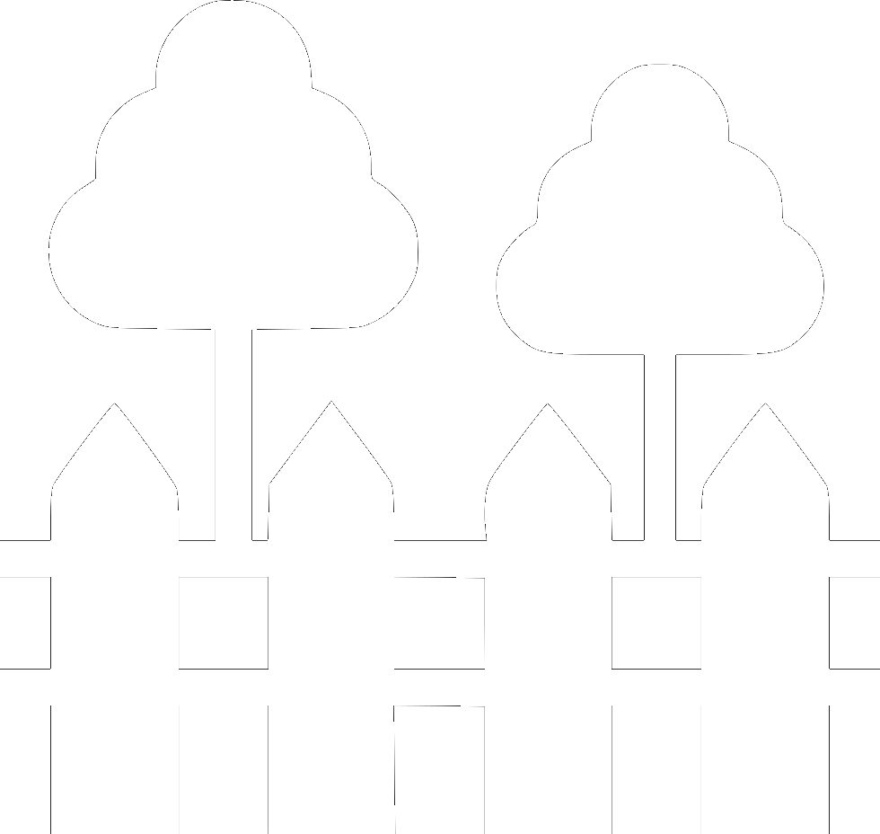 Wood Fence White Png