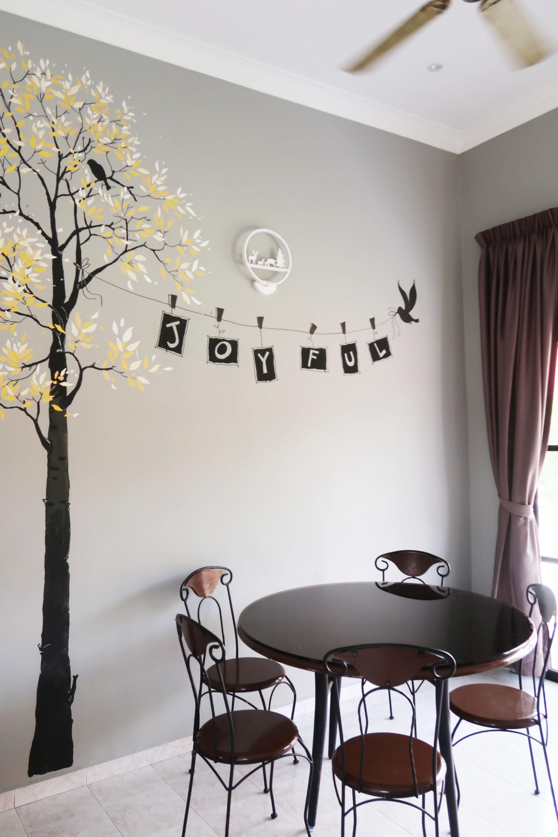 Joyful Villa Dining Hall